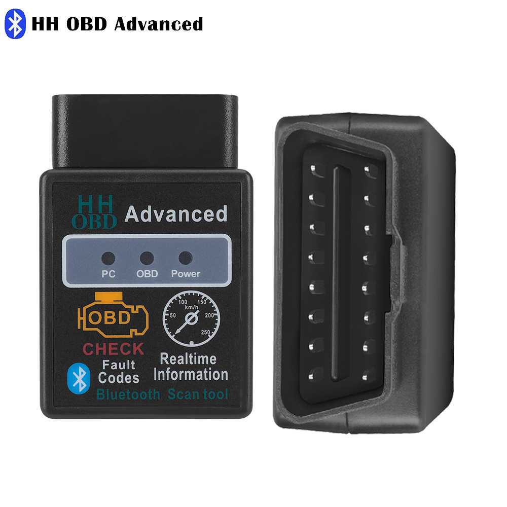 ELM 327 HH OBD CAN BUS Check Engine Diagnostic Doctor For For Audi A3/A4/B8/B6/C6/A6/8P/A5/B7/C7/C5/8V Code Reader OBD2 Scanner