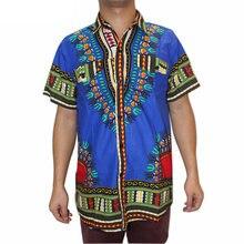 2020 африканская одежда для мужчин рубашка Мужская Классическая