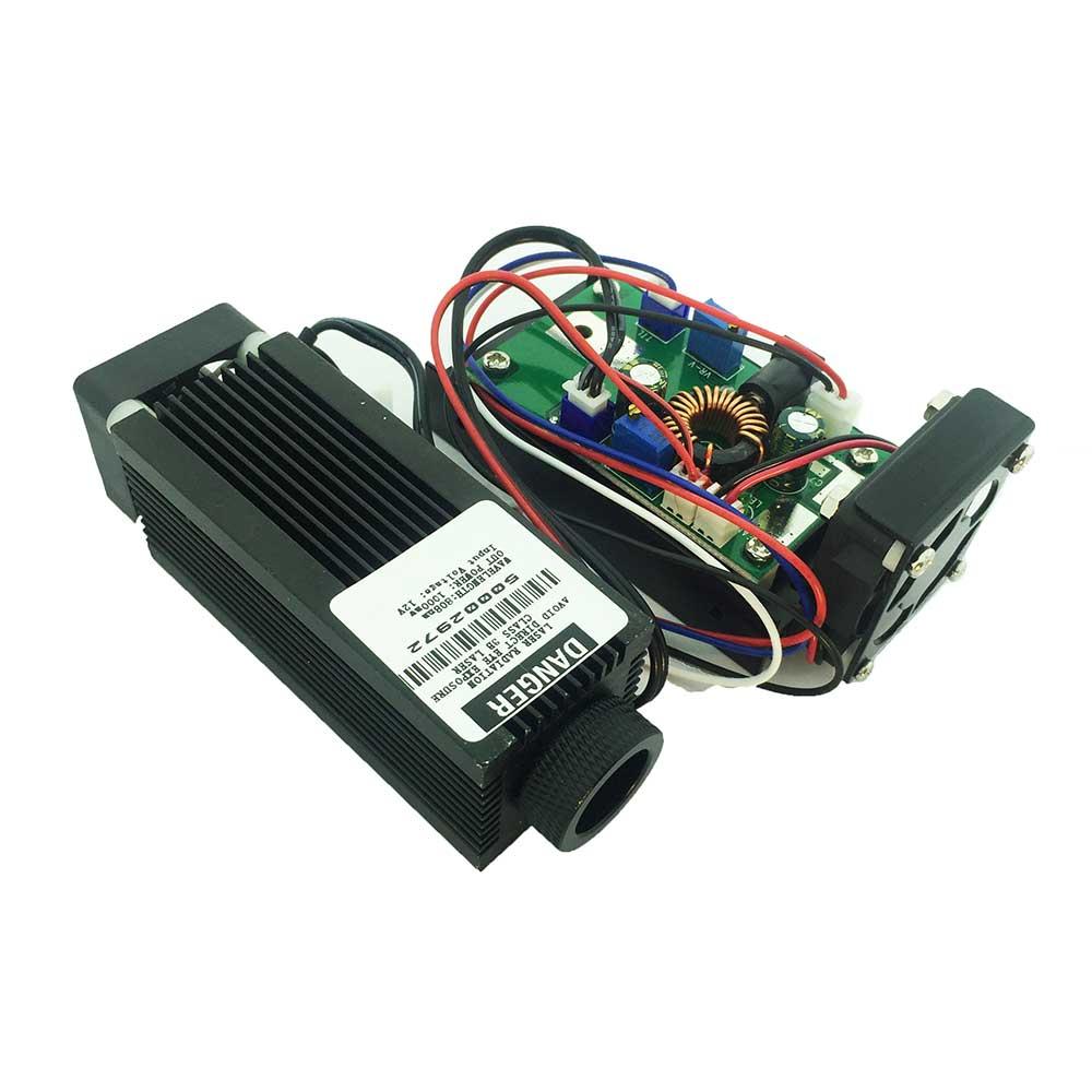 focusable laser module