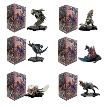Plus Vol15 Monster Hunter World ICEBORNE DLC Action Figure PVC Models Dragon Decoration Toy Christmas Gifts