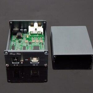 Image 2 - Dekoder PC DAC hifi ES9038Q2M i XMOS u308 wejście USB RCA i 3.5mm wyjście do wzmacniacza DSD PCM dac