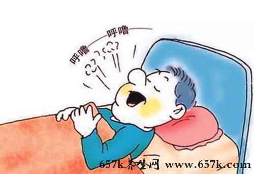 打呼噜的原因 肥胖鼻炎都易引发打呼噜现象