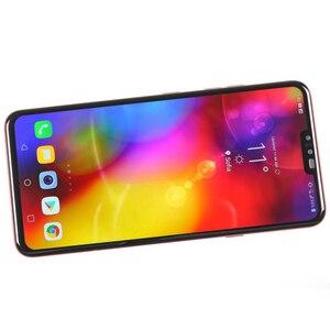 Image 3 - V405EBW 기존 LG V40 ThinQ 6.4 인치 6GB RAM 64GB/128GB ROM 16MP 트리플 카메라 LTE 단일 SIM 지문 잠금 해제 핸드폰