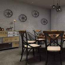 24cm Retro Industrial Wind Home Wall Wooden Gear Decoration Accessories Door Board Hanger DecorationGM