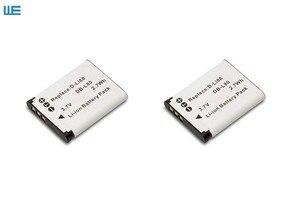 Image 2 - D LI88 DLI88 DBL80 Batterie Per Foto/Videocamera Per Pentax Optio P70 P80 WS80 H80 H90 W90 SCATOLA Nera 18 40C Box18.