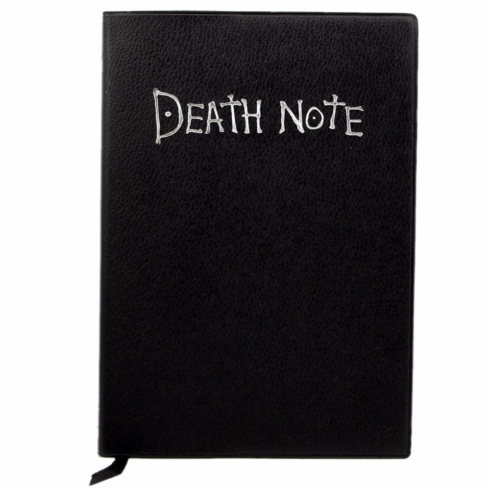 Death Note Planner Anime Diary Cartoon Book Lovely Fashion Theme Ryuk Cosplay Large Dead Note Writing Journal Notebook 19