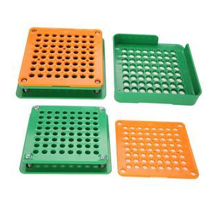 Image 5 - 64 Holes Empty Capsule Filler Powder Spreader Plates Capsules Filling Manual Machine Tools 0#