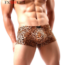 Boxer Homme Ethika Christmas boxers Sexy Men Underwear Boxer Shorts Men Underwear Shorts Men leopard Print Boxers Underpants