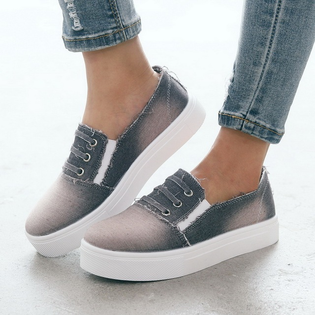 LOOZYKIT Women New Sneakers Autumn Soft Comfortable Casual Shoes  Flats Female Shoes Flats Footwear Dropshipping 1