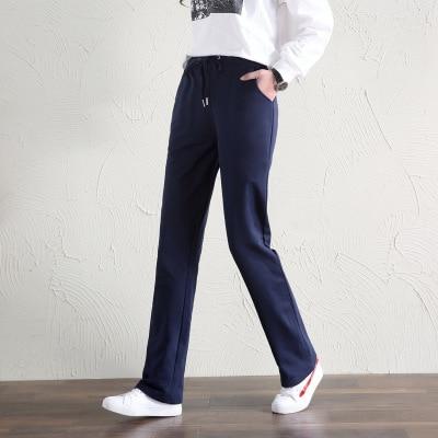 Women Waist Pants Casual Chffion length Capris Trouser 2020 NEW Women Clothing Pencil Pants