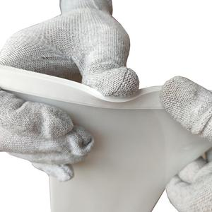 Image 4 - Escobilla de mango largo para parabrisas delantero, herramientas de envoltura de película de aluminio para ventana de coche, limpiador de hielo para nieve, herramientas de tinte B12