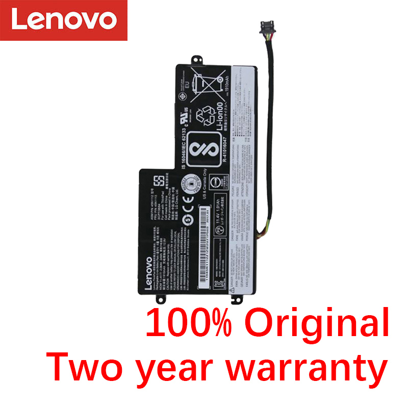 <font><b>Lenovo</b></font> Original Laptop <font><b>battery</b></font> For <font><b>Lenovo</b></font> ThinkPad <font><b>T440</b></font> T440S T450 T450S X240 X250 X260 X270 45N1110 45N1111 45N1112 11.1V 24WH image