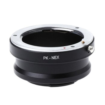 amopofo pk m4 3 focal reducer speed booster adapter for pentax pk k mount lens to for olympus m4 3 gh4 gx7 e pl2 e pl3 e pm1 PK-NEX Adapter Digital Ring Camera Lens Adapter for Pentax PK K-mount Lens for Sony NEX E-mount Cameras ACEHE