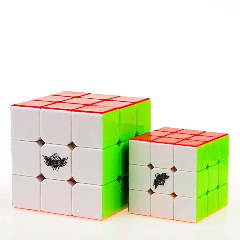 Cyclone Boys FeiWu 3x3x3 40mm 56mm Magic Cube Professional Fast Ultra-Smooth 3x3 Speed Puzzle Cube Kids Toys Gift
