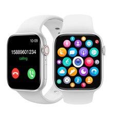 Смарт-часы T800 2021 IWO W13 Смарт-часы для женщин и мужчин Bluetooth Вызов полный сенсорный экран DIY часы лицо фитнес-браслет PK IWO W56 Серия 6