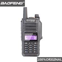 מקורי Baofeng BF A58 ווקי טוקי IP67 עמיד למים Telsiz 10km שתי דרך רדיו Hf משדר ציד רדיו Baofeng Uv 9r בתוספת