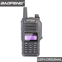 Original Baofeng BF A58 Walkie Talkie IP67 Waterproof Telsiz 10km Two Way Radio Hf Transceiver Hunting Radio Baofeng Uv 9r Plus