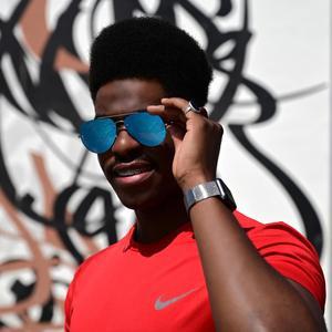 Image 2 - Veithdia marca óculos de sol sem aro moda óculos polarizados revestimento espelho óculos de sol oculos masculino para homem/mulher 3811