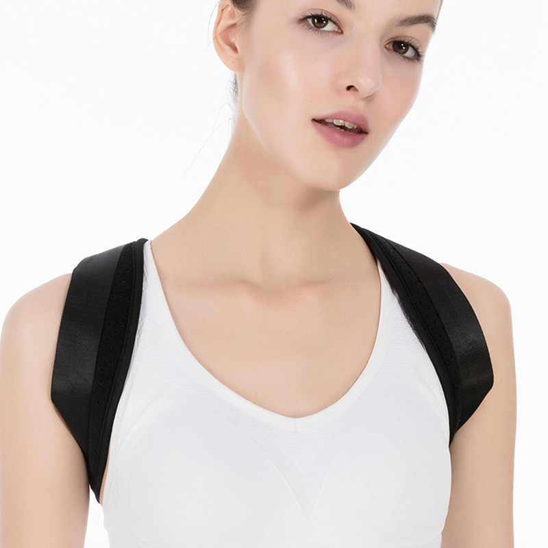 Hohe Qualität Zurück Schulter Haltung Corrector Unsichtbare Erwachsene Kinder Korsett Wirbelsäule Unterstützung Gürtel Brace M88