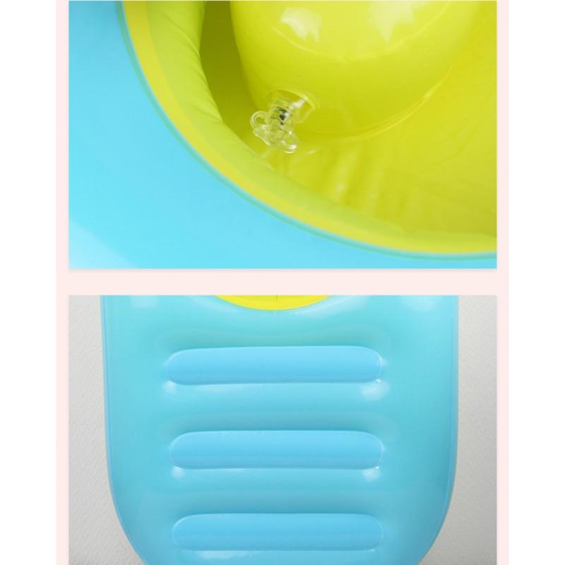 Newborn Baby Folding Bath Tub Inflatable Body Hair Washing Portable Foldable Children Eco-friendly Non-Slip Safe Kids Bathtub