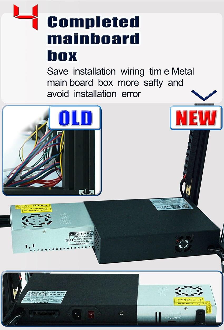 TRONXY X5SA 3D Printer Kit With Auto Levelling And Filament Sensor (X5SA) 8