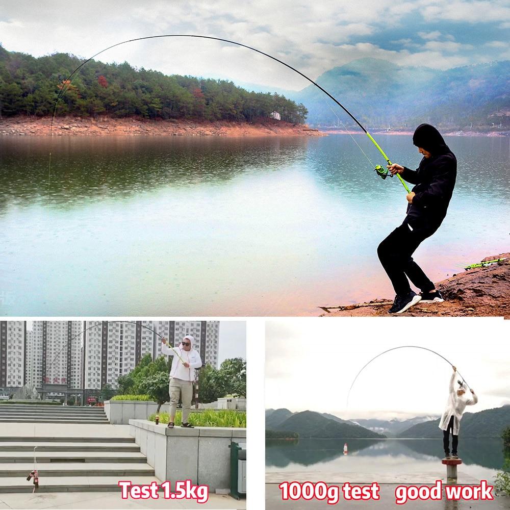 JOSBY Rock Fishing  Telescopic pole  6