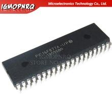 2 stücke PIC16F877A I/P PIC16F877A 16F877A DIP40 Verbesserte Flash mikrocontroller neue original