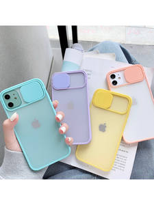 Camera Lens Protection Phone Case on For iPhone 11 Pro Max 8 7 6 6s Plus Xr XsMax X Xs