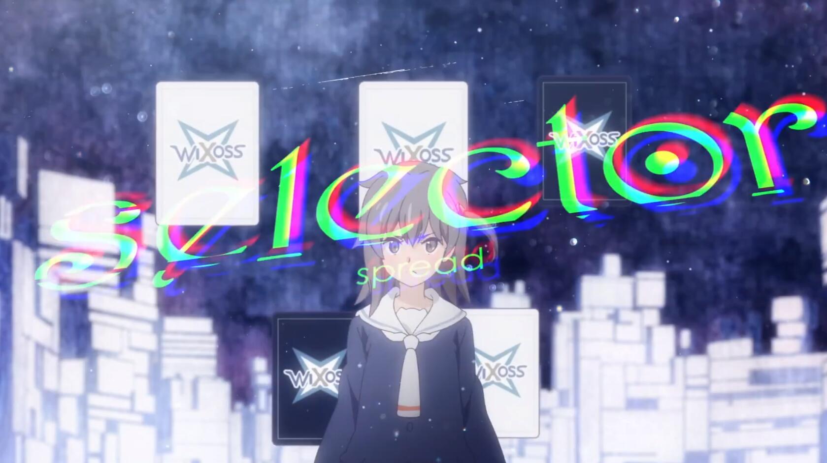 WIXOSS TV动画新系列 制作决定PV WIXOSS ACG资讯
