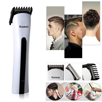 original kemei km 605 washable rechargeable electric hair clipper trimmer shaving razor cordless ultra quiet razor haircut Kemei hair clipper hair trimmer cutting beard trimmer electric shaving machine rechargeable electric razor barber for man tool
