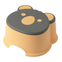 1Pc Anti-skid Children Stool Household Small Low Stool Cartoon Stool for Home