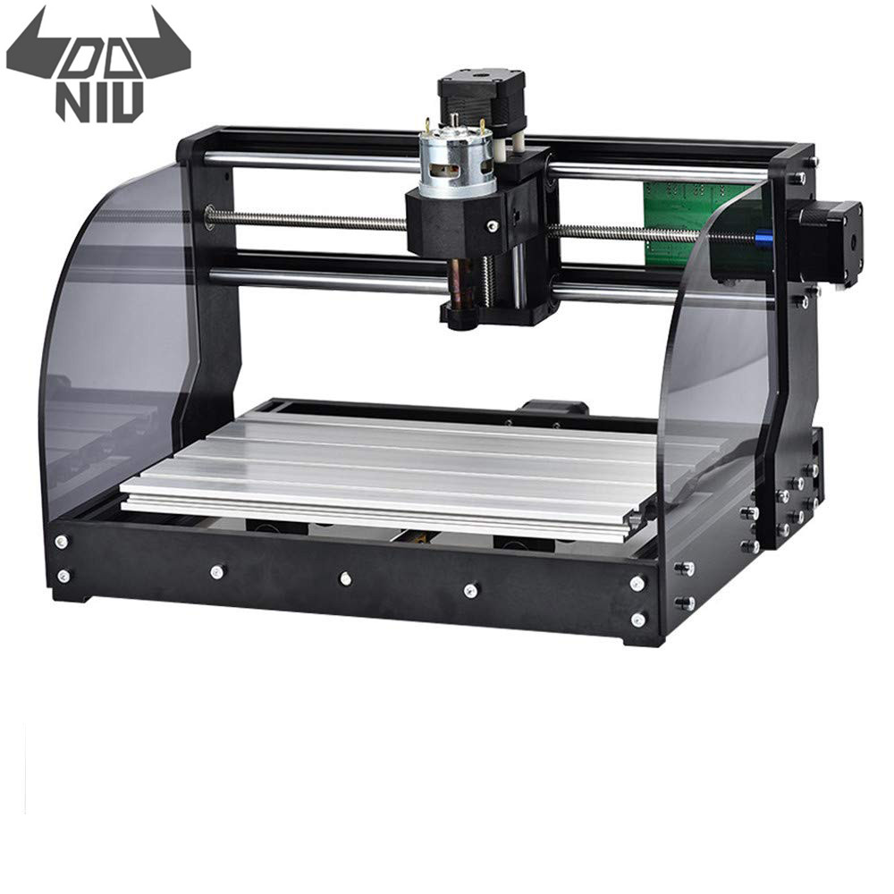 DANIU CNC 3018 PRO graveur Laser bois CNC routeur Machine GRBL bricolage gravure Machine pour bois PCB PVC Mini CNC 3018 graveur