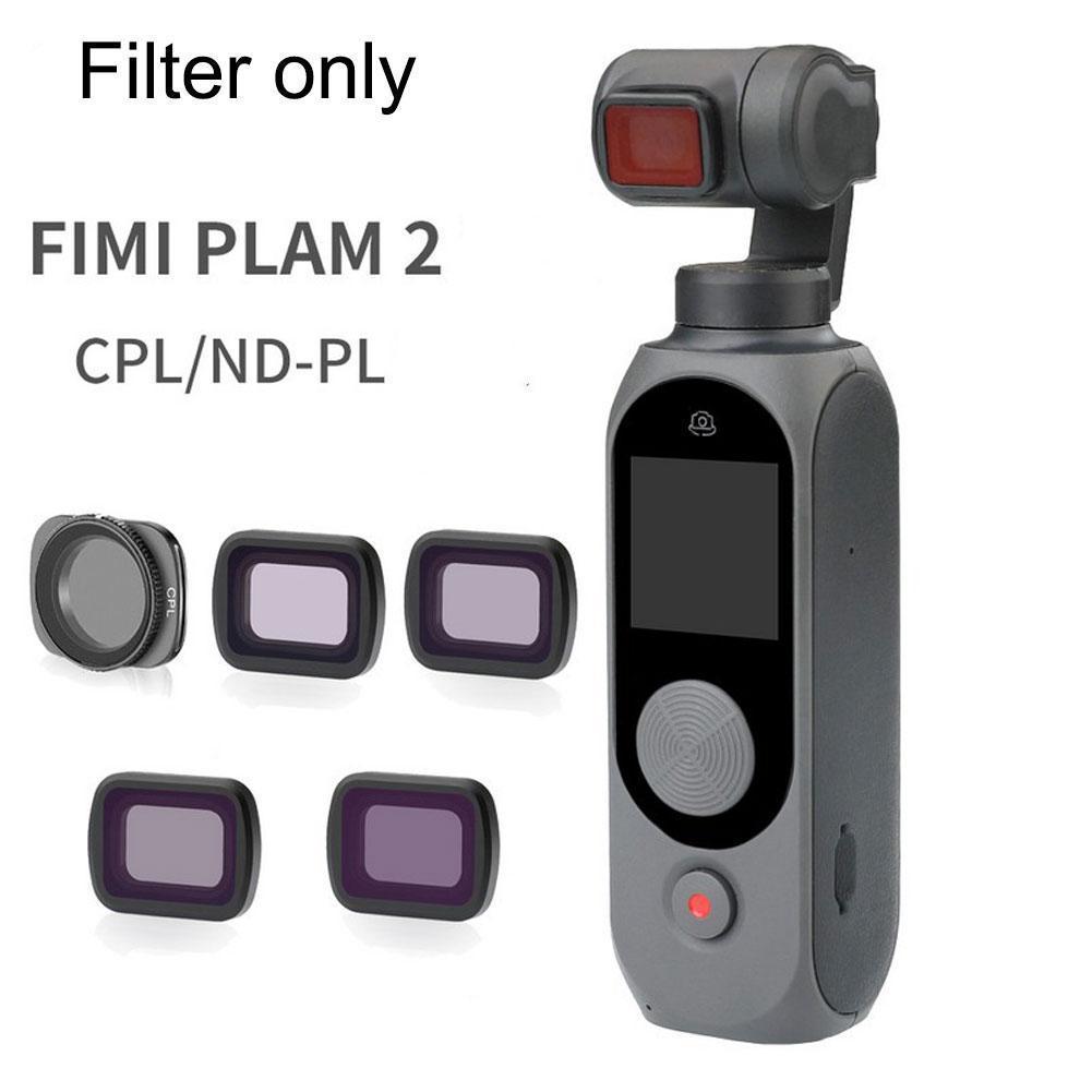 Done Filter For DJI Mavic Mini/2 Filters Neutral Density Mini Accessories UV Camera For DJI CPL Polar NDPL4/8/16/32 Mavic N X2L9