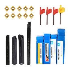 Набор инструментов для токарного станка ccmt09t304 10 шт