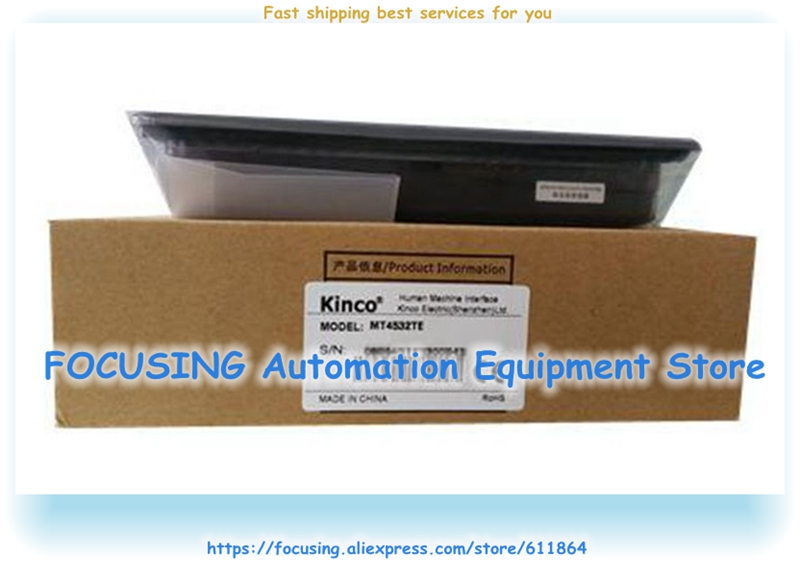 MT4532TE 10.1 Inch Kinco HMI Touch Screen TFT Panel 1024*600 With Ethernet USB In Stock MT4532