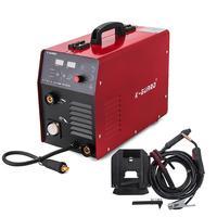 MIG 280A CO2 IGBT Inverter Welder Gas/No Gas MIG MAG MMA 2 in 1 Portable MIG Welding Machine