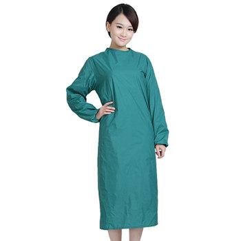Suknie medyczne strona główna odzież ochronna wodoodporne suknie wodoodporne suknie wodoodporne i oddychające ubrania do prania tanie i dobre opinie WICCON COTTON Poliester WOMEN ZEL0638 Blaty zarośla Suknem
