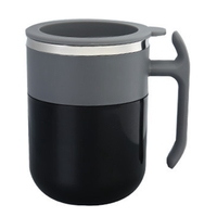 No Battery Automatic Self Stirring Mug Cup Coffee Milk Mixing Mug Smart Temperature Adjustment Juice Mix Cup Drinkware for Gift -in Mixer aus Haushaltsgeräte bei
