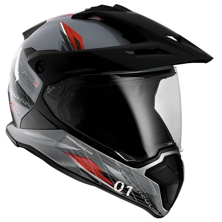 Free Shipping Make For Bmw Gs Tension Helmet Motorcycle Riding Helmet Carbon Fiber Off-road Helmet