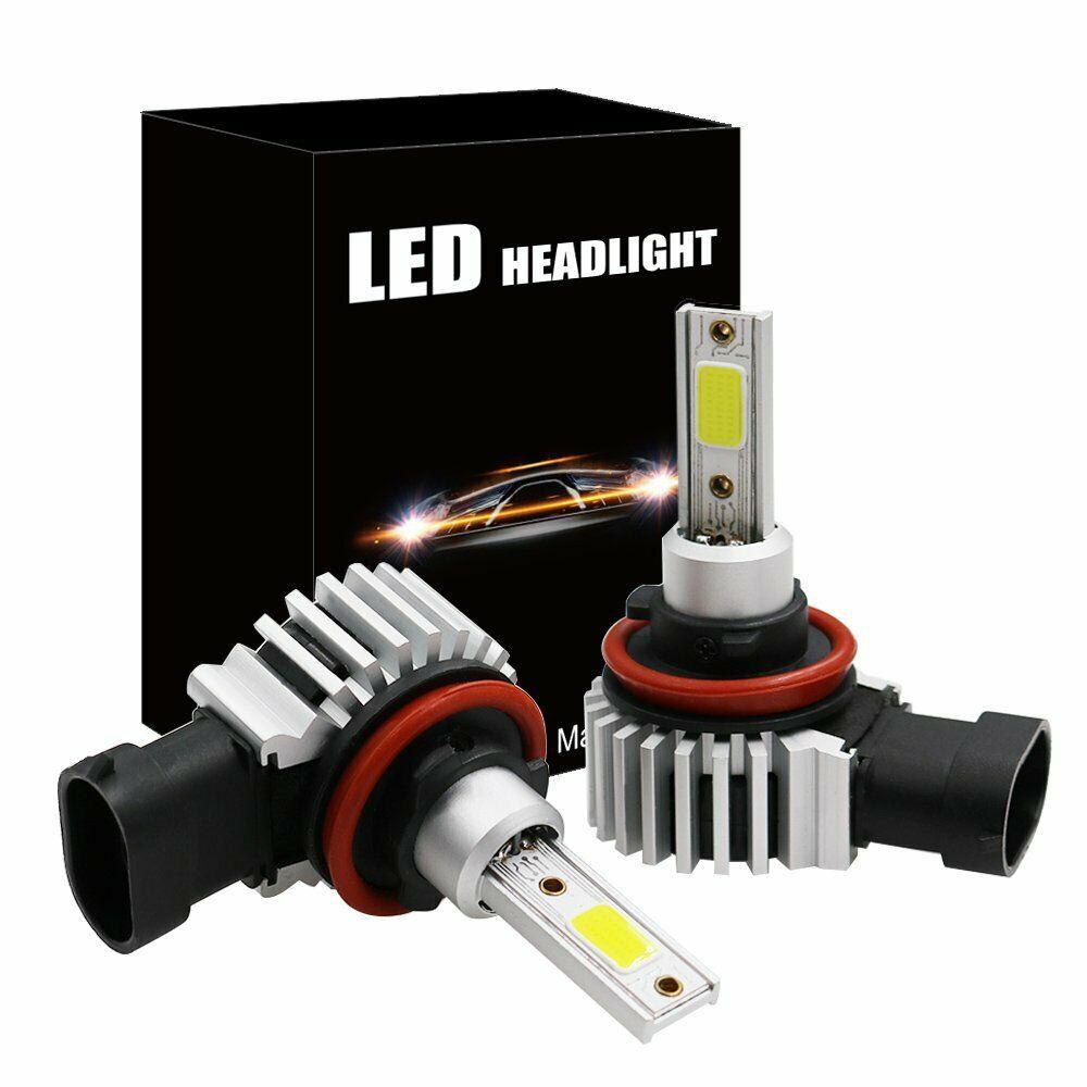 Ampoule Led Cob 12V 120w H4 H1 H3 H7 H8 H11 9005 HB3 9006 9012, puissante, Feux De Brouillard, Lampe De Conduite