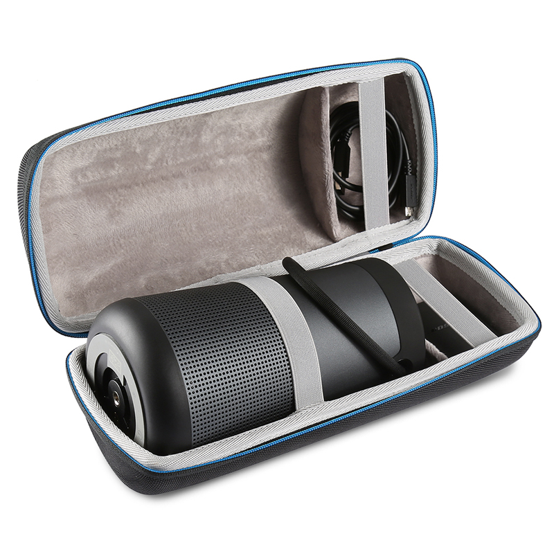Sound Link Portable Carrying Bag Pouch Protective Storage Case Cover for Bose SoundLink Revolve  Plus Bluetooth Speaker