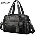 Сумка VORMOR из искусственной кожи  деловые сумки знаменитого дизайнера  мужские дорожные сумки  портфель для ноутбука  сумка для мужчин