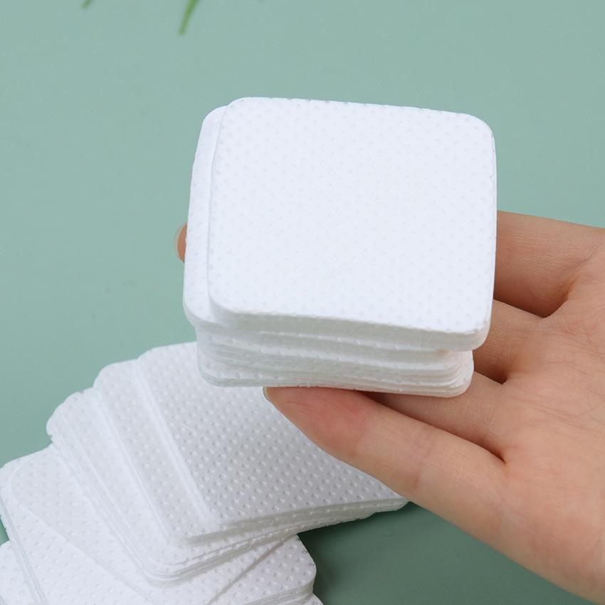 Paper Cotton Wipes Eyelash Glue Remover 5