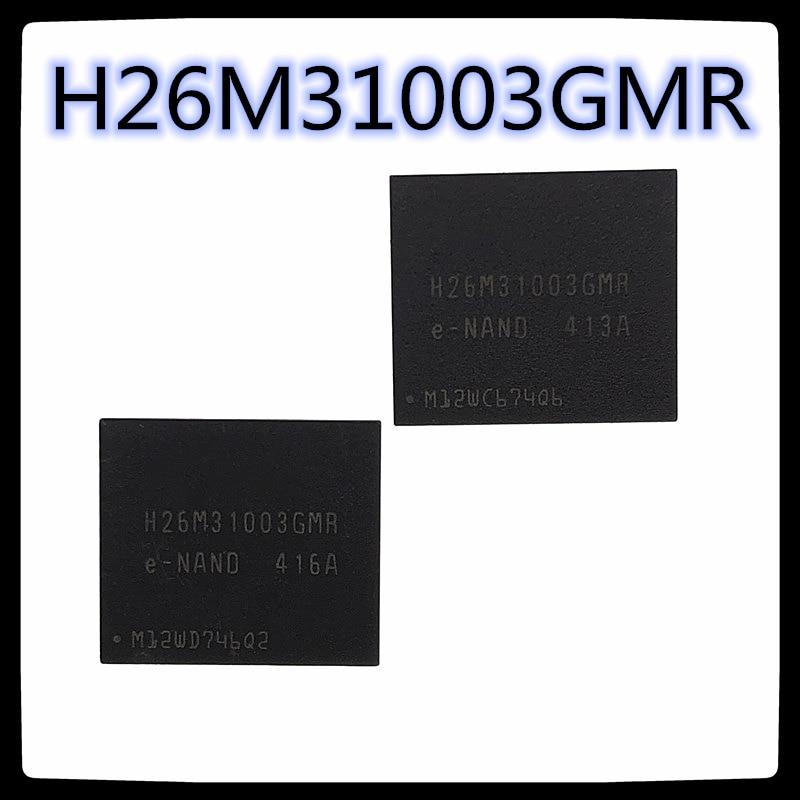 (1 шт.-10 шт.) H26M31003GMR BGA BGA153 ball EMMC 4 Гб, Протестировано, хорошие данные, U-диск, карта памяти, совершенно новый оригинал