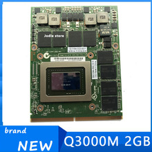 Quadro 3000m Q3000M Video Vga Graphic Card N12E-Q1-A1 CN-0RDJT7 0RDJT7 RDJT7 For Laptop DELL M6600 M15X HP 8760W