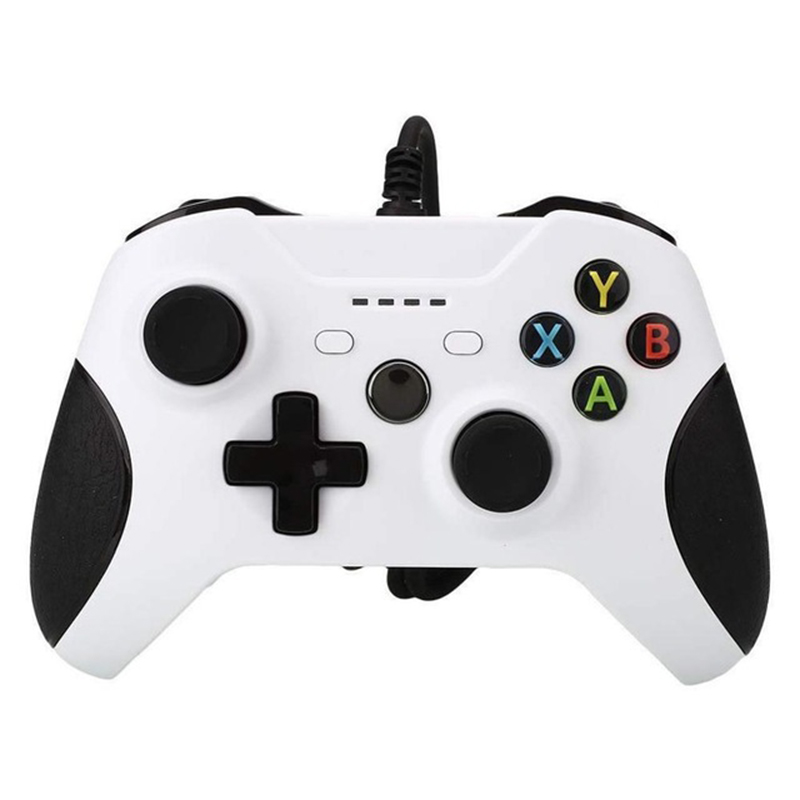 USB Wired Controller For Microsoft Xbox One Controller Gamepad PC Windows 7/8/10 image