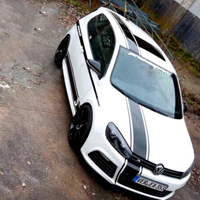 Toàn Bộ Cơ Thể Thể Thao Miếng Dán Và Đề Can Xe Ô Tô-Tạo Kiểu Cho VW Volkswagen Golf 4 7 5 6 MK4 MK6 GTI MK7 Polo Scirocco Phụ Kiện