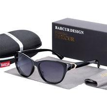 Barcur tr90 женские солнцезащитные очки градиентные uv400 Солнцезащитные
