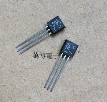 6pcs 2SK30 2SK30ATM 2SK30A-Y K30 Original new product made in Japan