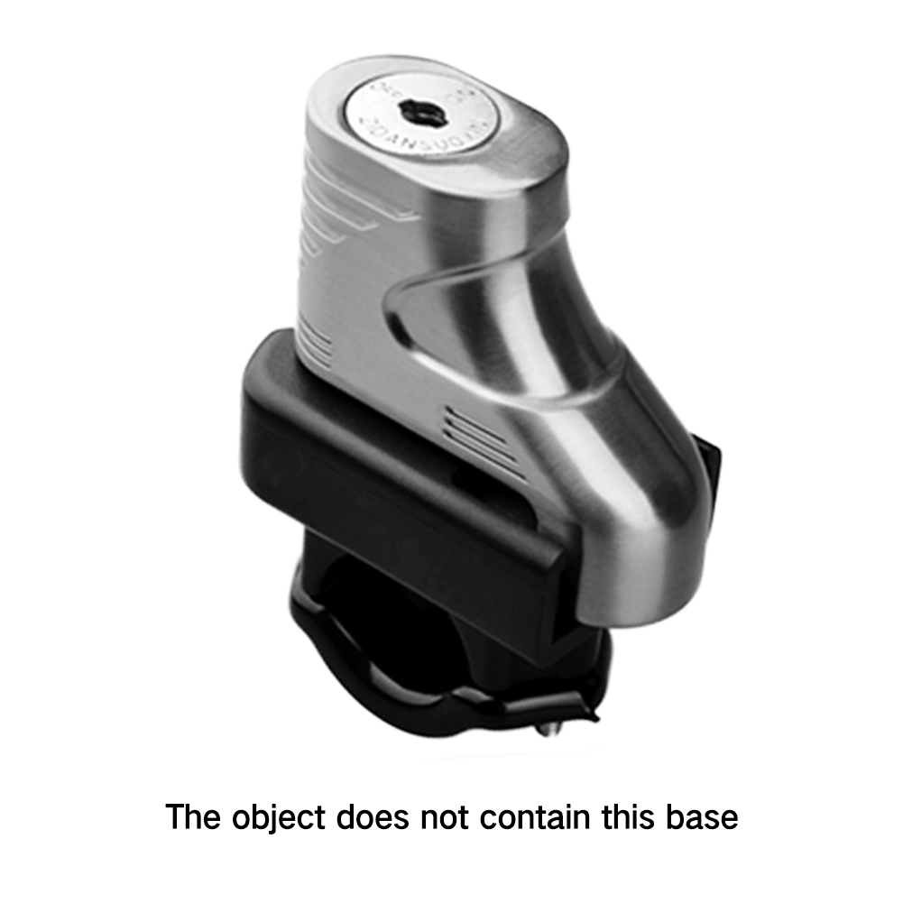 Waterproof Anti Theft Protect Motorcycle Disk Sturdy Veison Lock Disc Brake Lock Security Ultra-high Strength 2 Colors